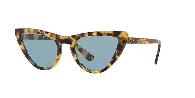 Vogue 0VO5211S, Gafas de sol para Mujer, Brown Yellow ...