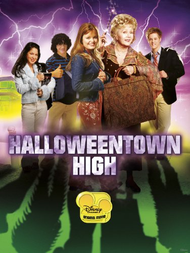 Halloweentown High (Good Halloween Movies Disney)