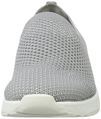 Swims Breeze Slip On - Mocasines Mujer Grau (Gray/White)