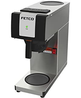 FETCO CBS-2121P Pourover Brewer, Without Warmers