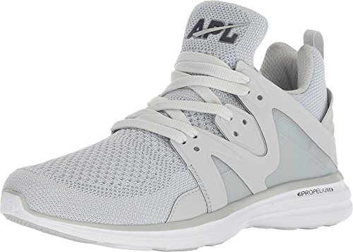 Athletic Propulsion Labs (APL) Women's Ascend Grey Glow/Midnight 6.5 B US