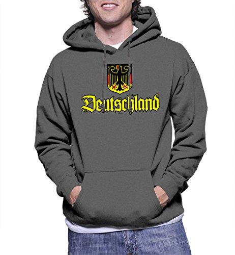 Mens Deutschland Germany Hoodie Sweatshirt