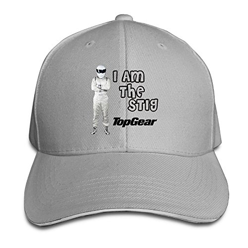 MaNeg I Am Stig Sandwich Peaked Hat & - Uk Clothing Prada