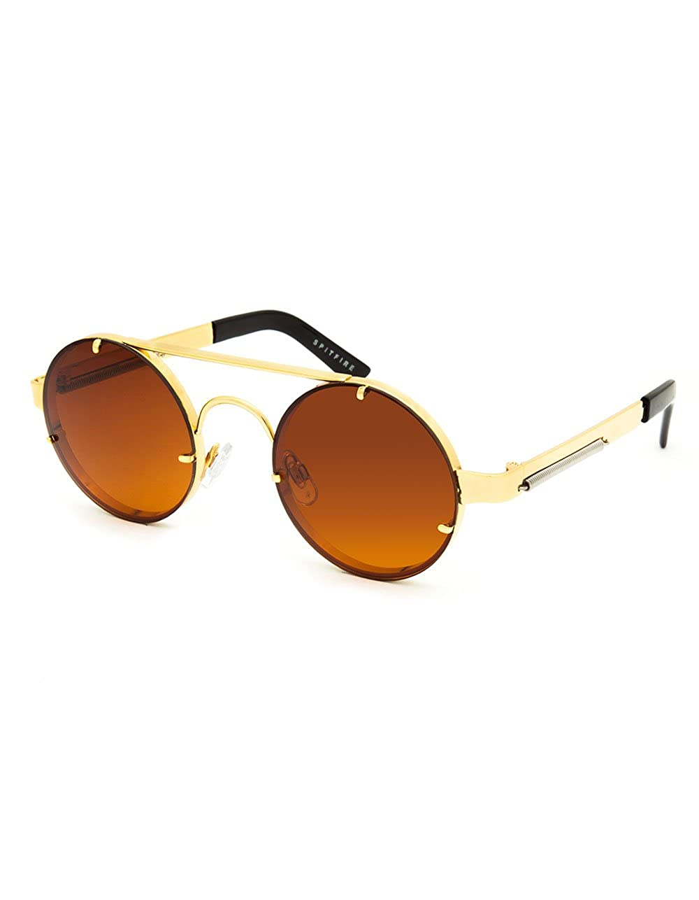 2 ukClothing Sunglasses Lennon SunglassesGoldAmazon co Spitfire vY7gyIf6b