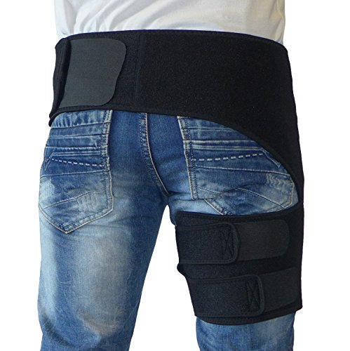 Groin Support Hip Brace For Sciatica Pain Relief Thigh