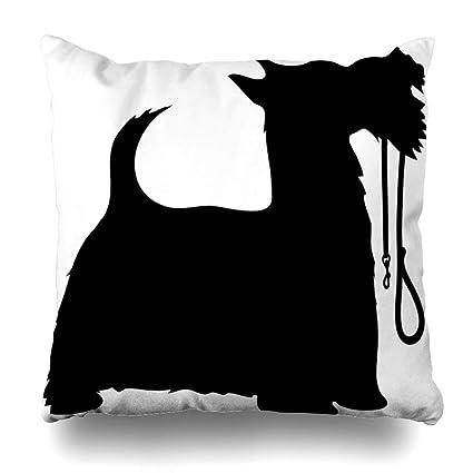 Amazon.com: NOWCustom - Funda de almohada con cremallera ...
