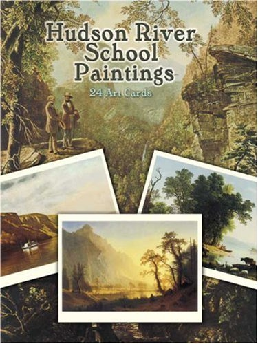 Hudson River School Paintings: 24 Art Cards (Dover Postcards)