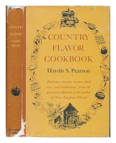 Country flavor cookbook