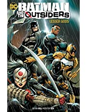 BATMAN AND THE OUTSIDERS 01 LESSER GODS