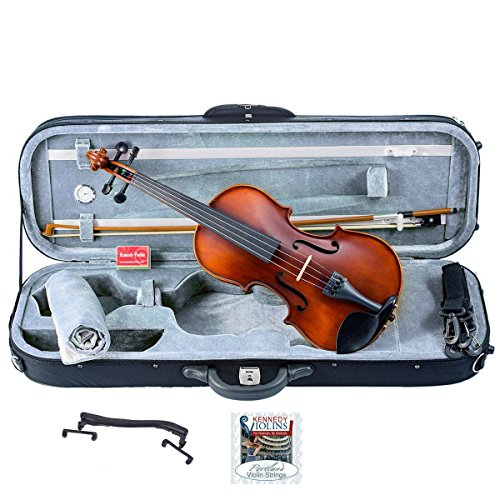 Bunnel Pupil Violin Outfit 4/4 (Full) Size by Kennedy Violins
