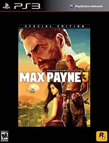 Max Payne 3: Special Edition - Playstation 3 (Max Payne 3 Special)