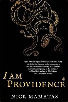 Image result for Am Providence by Nick Mamatas