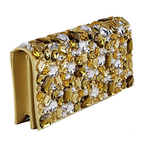 Clutch-tasche, Ursula Gold, kunstleder