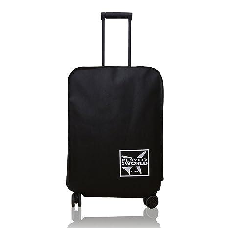 Funda para equipaje, funda protectora para equipaje, antiarañazos, telas no tejidas, maleta