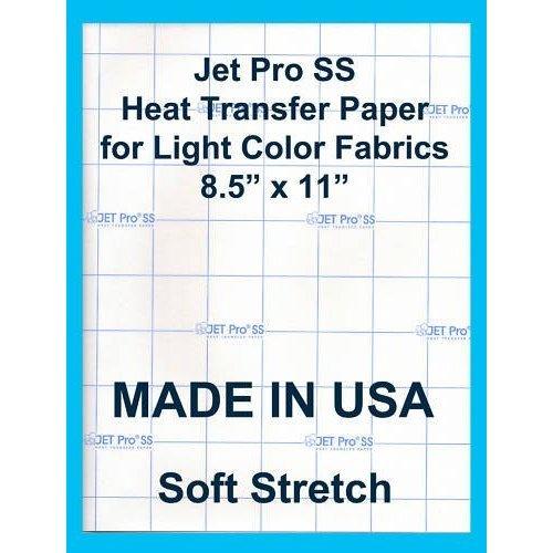 BEST HAND IRON TRANSFER PAPER 8.5 X 11