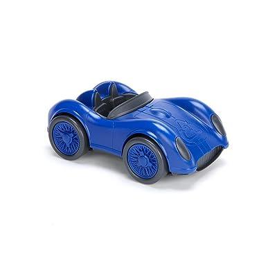 Green Toys Race Car - Blue: Toys & Games