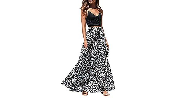 SINWASD - Faldas para Mujer, Elegante, Vestido de Mujer con ...