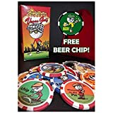 Vegas Golf High Roller Edition Game with 15 Chips, Multi, Regular