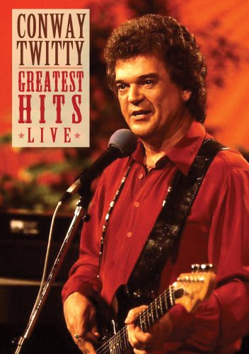 Conway Twitty: Greatest Hits Live by Shout Factory