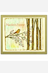 Naoko's Forest: GreenNotes -- environmentally friendly & uncoated Greeting, Thank You or Invitation Cards Cards