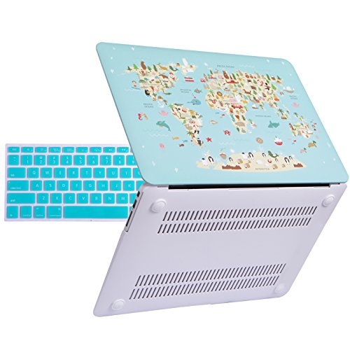HDE Plastic Keyboard MacBook Models