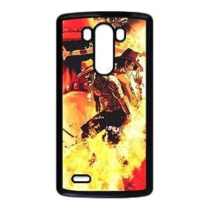 LG G3 Black phone case One piece Portgas D Ace ONP5106375