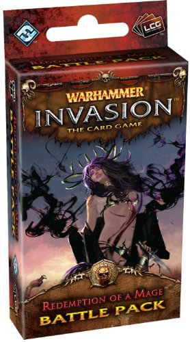Warhammer Invasion: The Card Game - Redemption of a Mage Battle Pack