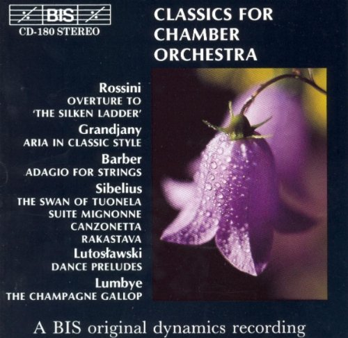 Rakastava, Op. 14 (published orchestral version for string orchestra and percussion): II. Rakastetun tie (The Path of the Beloved)