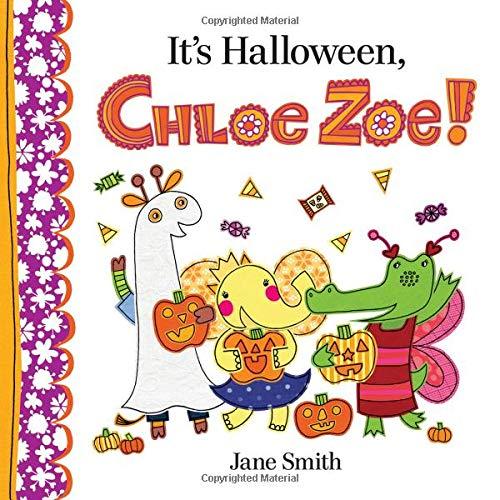 It's Halloween, Chloe Zoe!]()