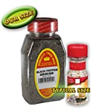 Marshalls Creek Spices Smoked Ground Black Pepper Seasoning, 6 Ounce