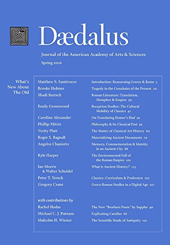 Daedalus 145: 2 (Spring 2016) - What's New About the Old