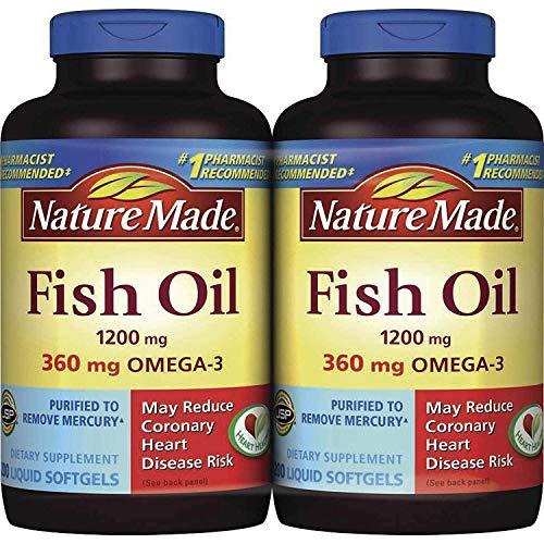 Nature Made Fish 1200 Omega 3