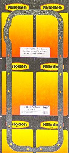 Milodon 40450 Premium Crushproof Oil Pan Gasket for Ford 390, 427, 428 by Milodon