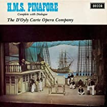 Gilbert & Sullivan: H.M.S. Pinafore New Symphony Orchestra of London