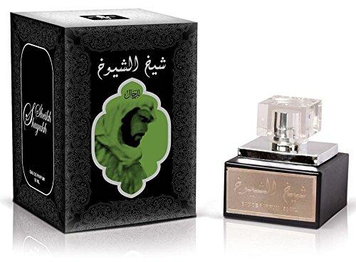 Sheikh Al Shuyukh Perfume Spray Arabian Oudh Attar 50ml Oriental Fragrance