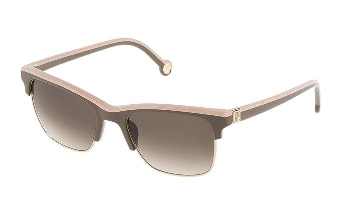 Carolina Herrera SHE6555306S9 Gafas de sol Marrón 53 para ...