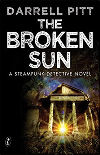 Texbook gratis download The Broken Sun: A Steampunk Detective Novel (A Jack Mason Adventure Book 3) by Darrell Pitt in Danish FB2