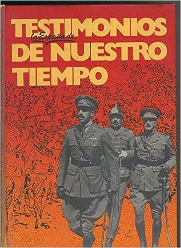 Espejo de España numero 08: Historia basica de La España actual 1800-1975: Amazon.es: Ricardo de la Cierva: Libros