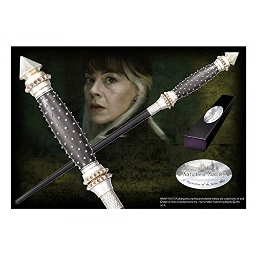 Noble Collection - Harry Potter Wand Narcissa Malfoy (Character-Edition)