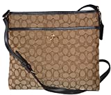 COACH F58285 FILE BAG IN OUTLINE SIGNATURE