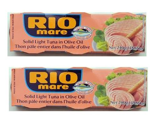 Rio Mare Tuna Fish Imported From Italy. Italy's