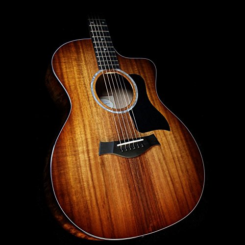 Taylor 200 Series Deluxe 224ce-K Grand Auditorium Acoustic-Electric Guitar Shaded Edge Burst - Taylor Grand