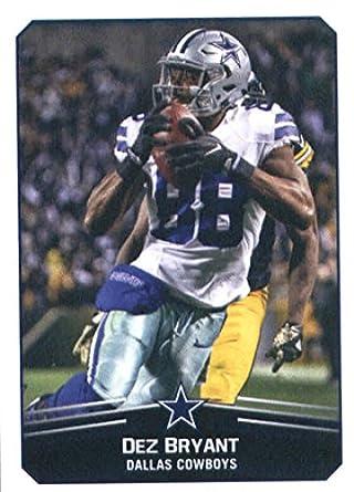 Amazon.com  2017 Panini Stickers  245 Dez Bryant Dallas Cowboys ... d62233efd