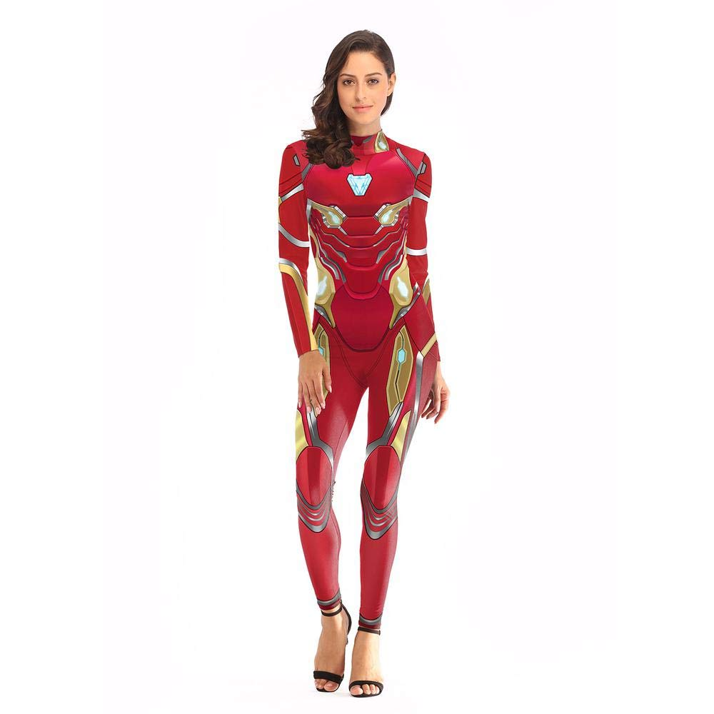 V1 Clothing CO Marvel Tights Avengers Iron Man Nuevos Trajes ...