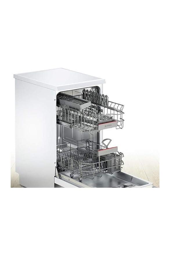 Bosch Serie 4 SPS46IW01E lavavajilla Independiente 9 ...
