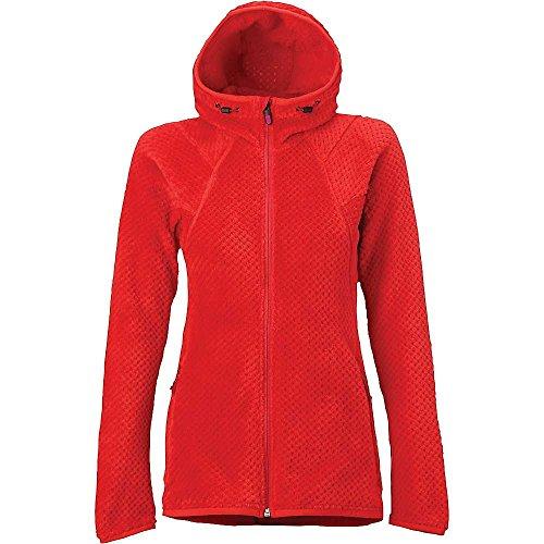 Burton Women's AK Turbine Fleece Jacket, Coral, - Fleece Burton Lightweight Ak Jacket