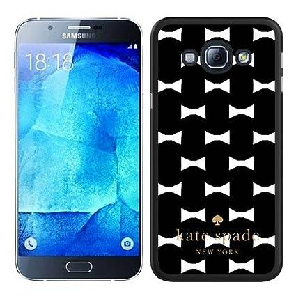size 40 eb90e 925f3 Fashionable design Kate Spade 22 Black Samsung Galaxy A8 Case Cover ...