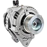 DB Electrical AND0584 NEW UPPER ALTERNATOR FOR 6.7L 6.7 FORD F150 F250 F350 F450 F550 DIESEL TRUCK 11 12 13 14 15 2011 2012 2013 2014 2015 104210-2930 BC3T-10300-EC BC3Z-10346-C 11622 GL-994