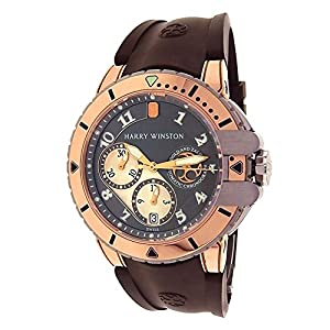 Harry Winston Project Z2 Ocean Diver automatic-self-wind mens Watch 410/MCA44RZC (Certified Pre-owned)