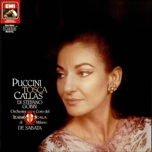 Price comparison product image Puccini: Tosca (Gesamtaufnahme in italienischer Sprache - Mailand 1953) [Vinyl Schallplatte] [2 LP Box-Set]